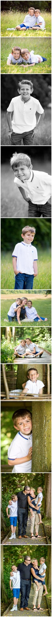 Family photo session in Hemel Hempstead