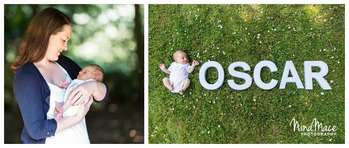 outdoor baby photos