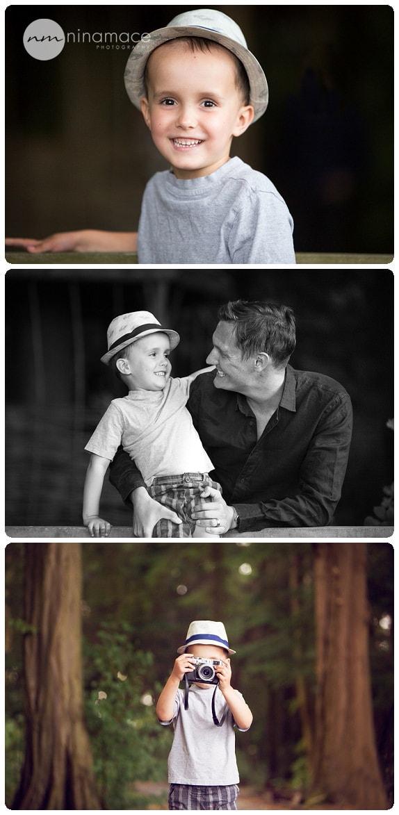 Family photo session in Hemel Hempstead