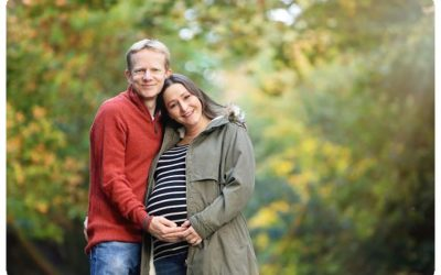 Maternity session in High Wycombe