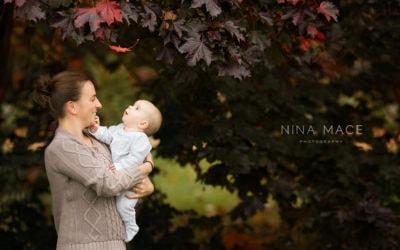 Family photo shoot in Hertfordshire