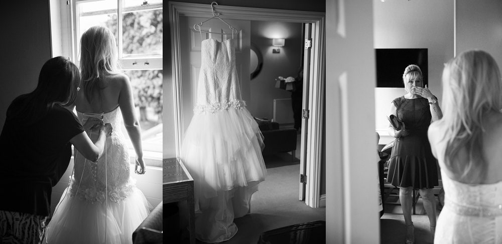 An intimate wedding at St Michaels Manor, St Albans