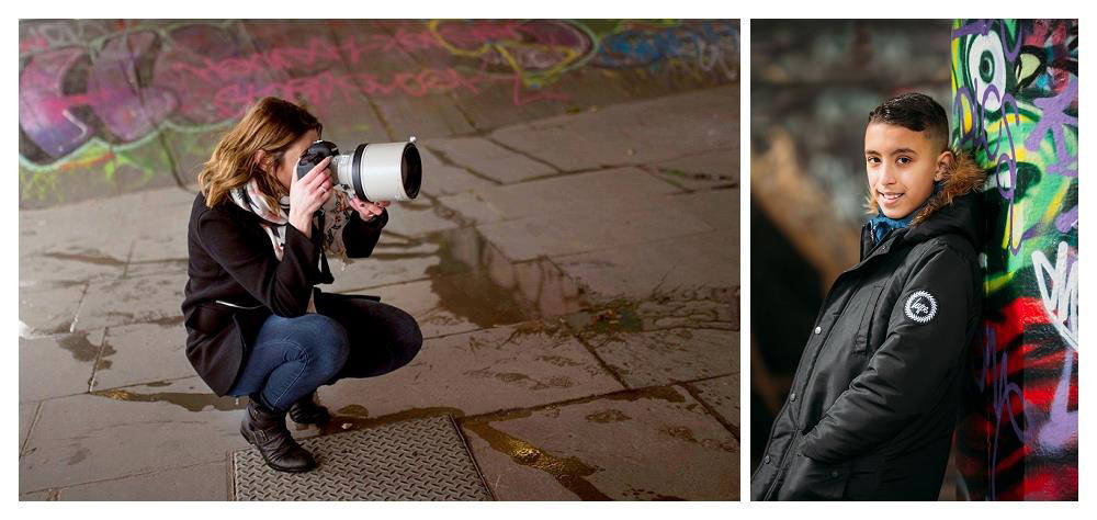 Photography Mentoring with Nina Mace