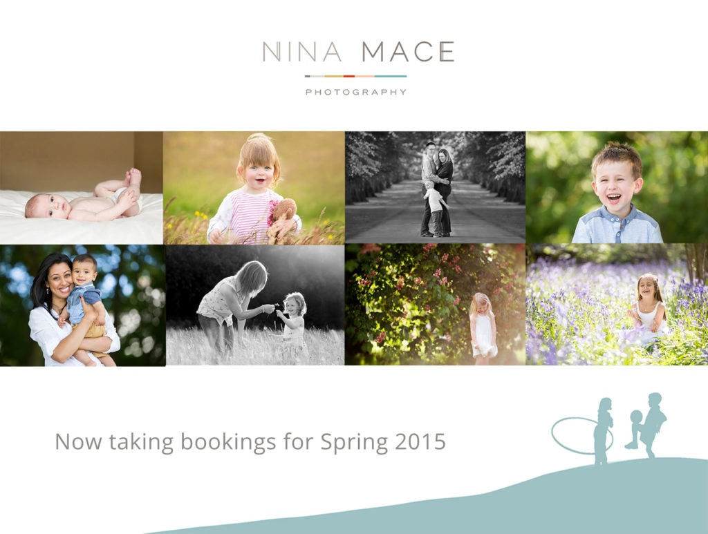 now booking Spring photo sessions