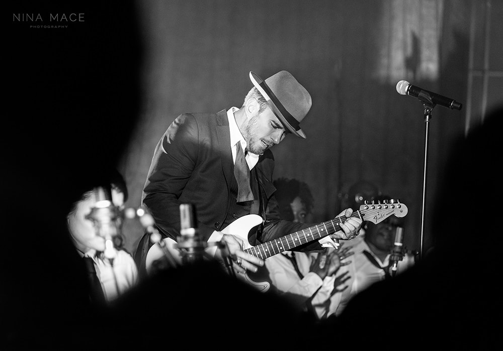 Matt Goss at the Dorchester