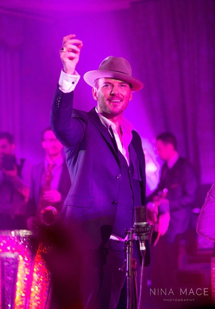 Matt Goss hat
