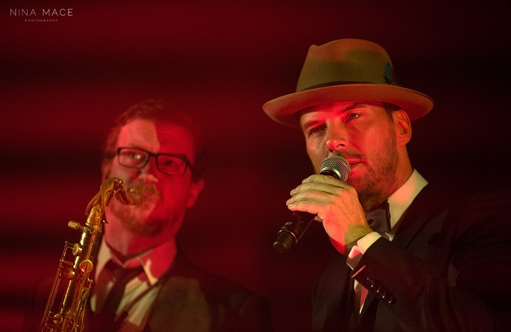 Matt Goss close up