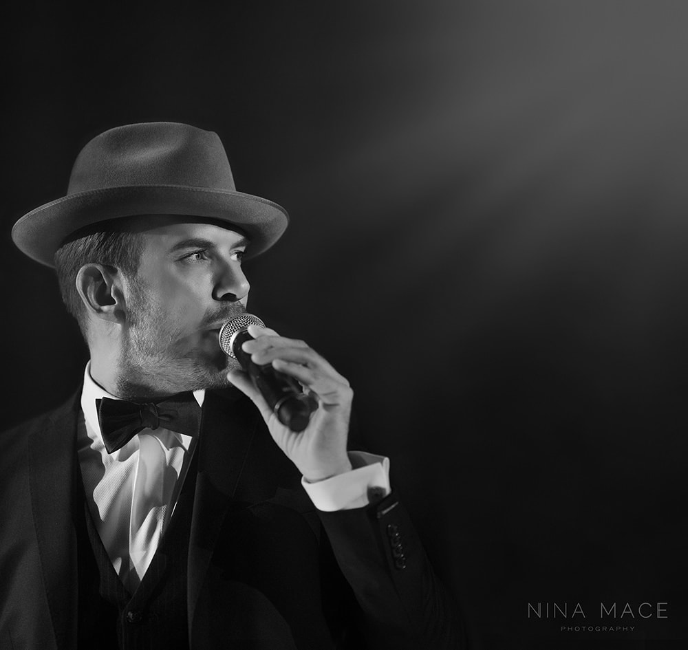 Matt Goss photo live show 2015