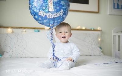 1st Birthday photo session, Bourne End Bucks