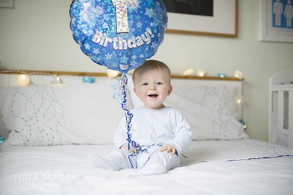 1st Birthday photo session, Bourne End Bucks