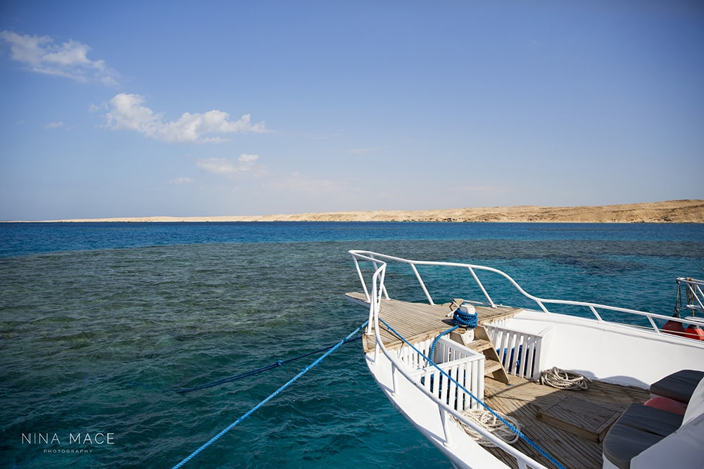 Boat trip Sharm El Sheik holiday photos