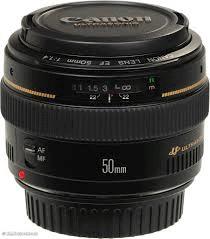 Canon 50 1.4