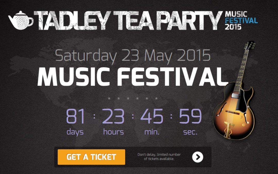 Tadley Tea Party