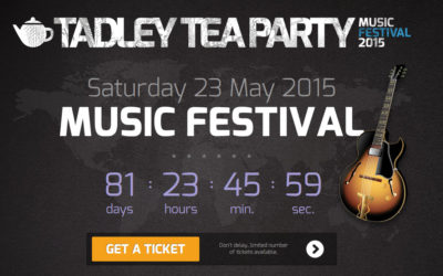 Tadley Tea Party Musical Festival