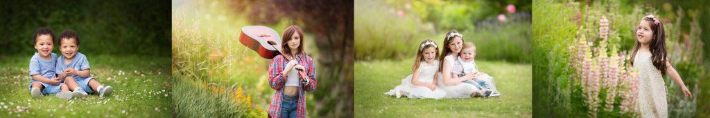 Childrens potraiture Hertfordshire