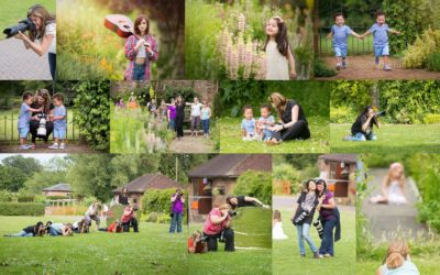 Childrens photography Workshop Basingstoke