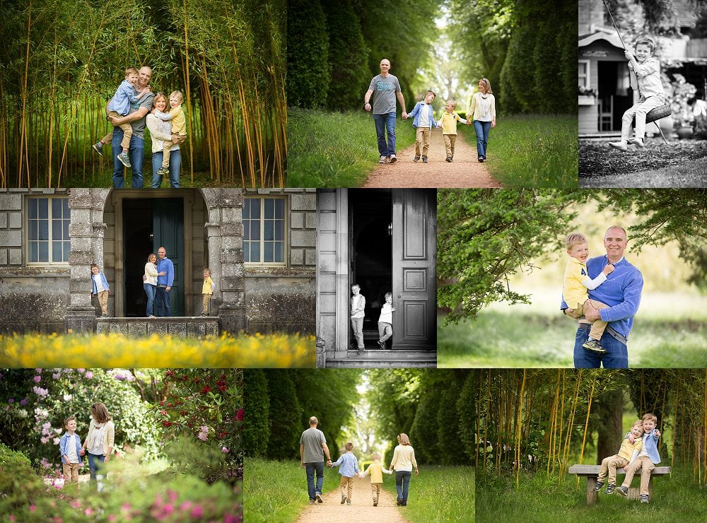 Summer family photoshoot Hertfordshire