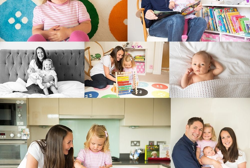 baby photoshoot Berkhamsted