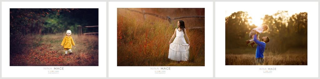 child photographer Nina Mace