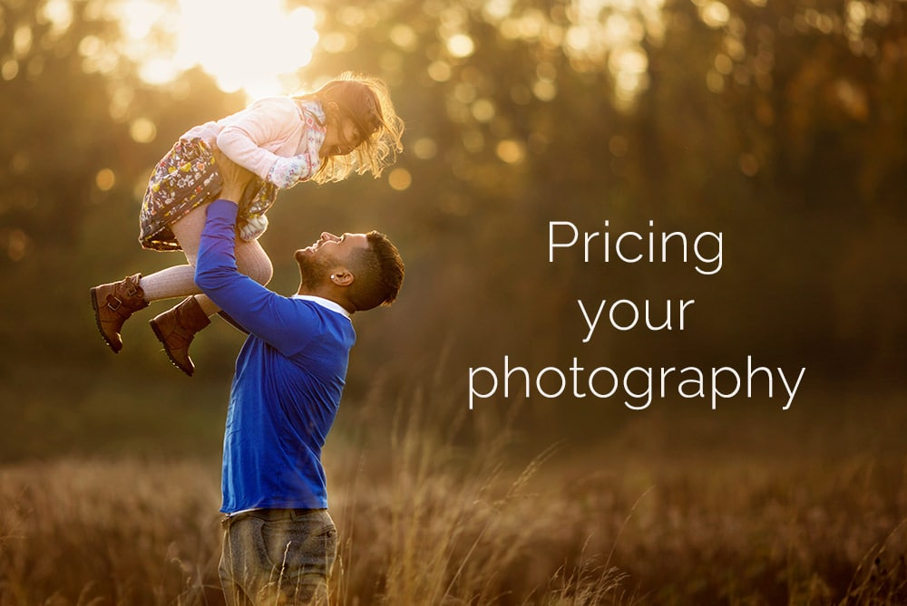 Pricing your photography