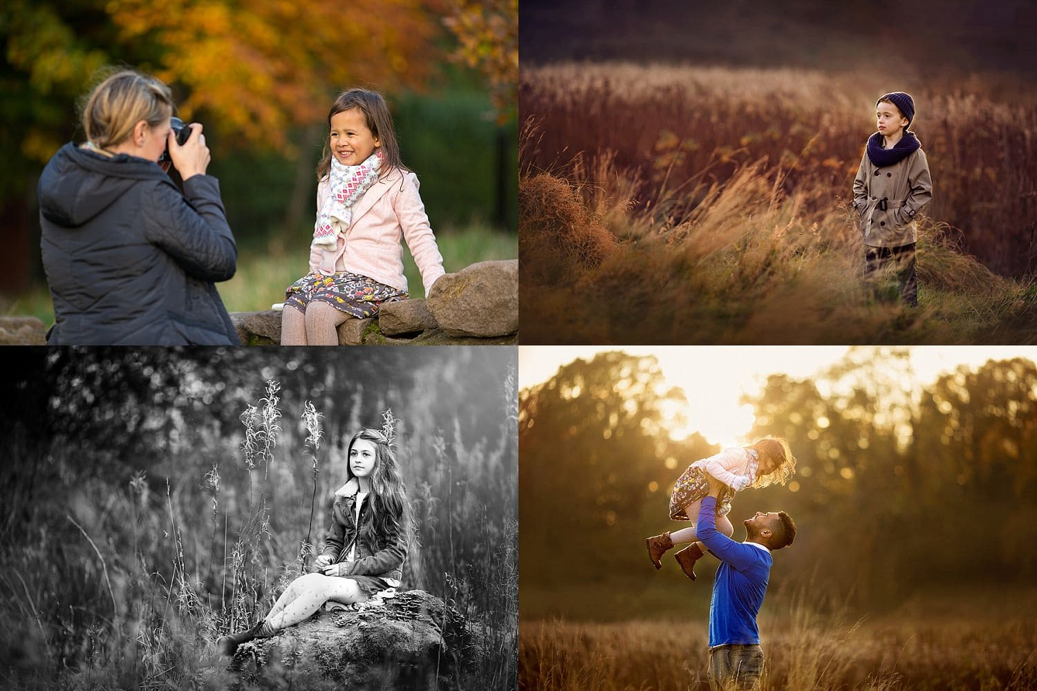 Glasgow Child Photography Course