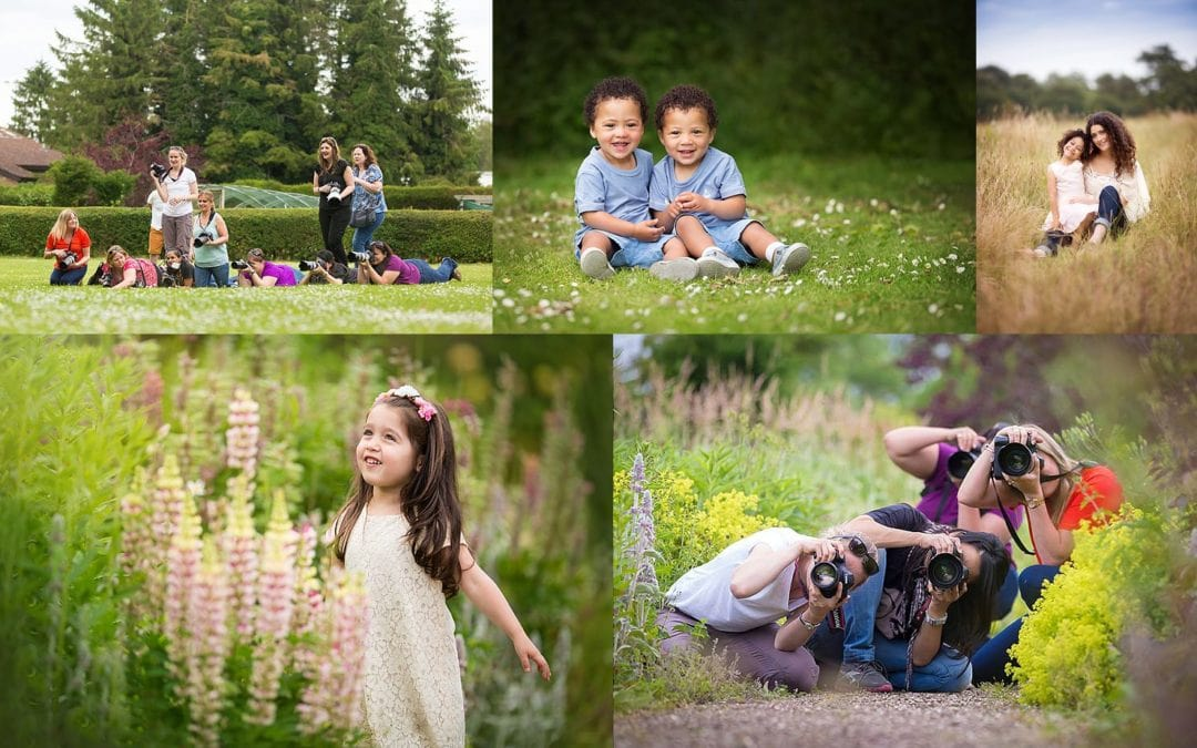 childrens photography workshops