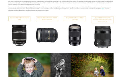 Best inexpensive lenses for beginner photographers