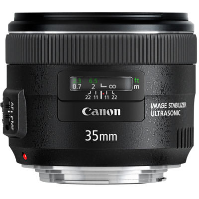 Canon 35mm lens for beginners