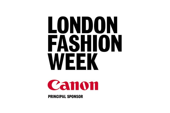London fashion week Canon