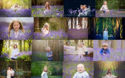 Bluebell photography tips, hints and inspiration