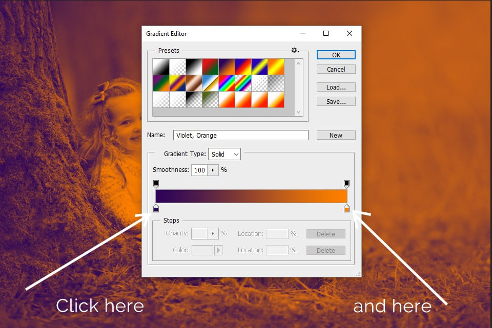 using Gradient Maps