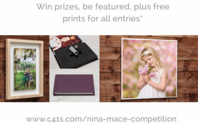Win with C41S Photo Imaging & Nina Mace Photography