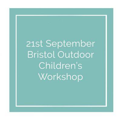 Bristol photography workshop