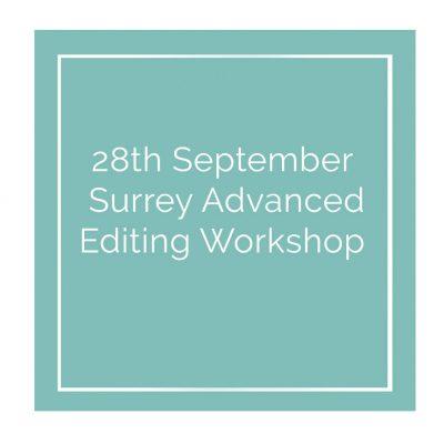 editing workshops
