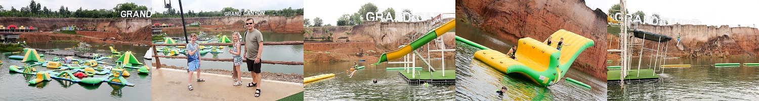 Grand Canyon waterpark Chiang Mai