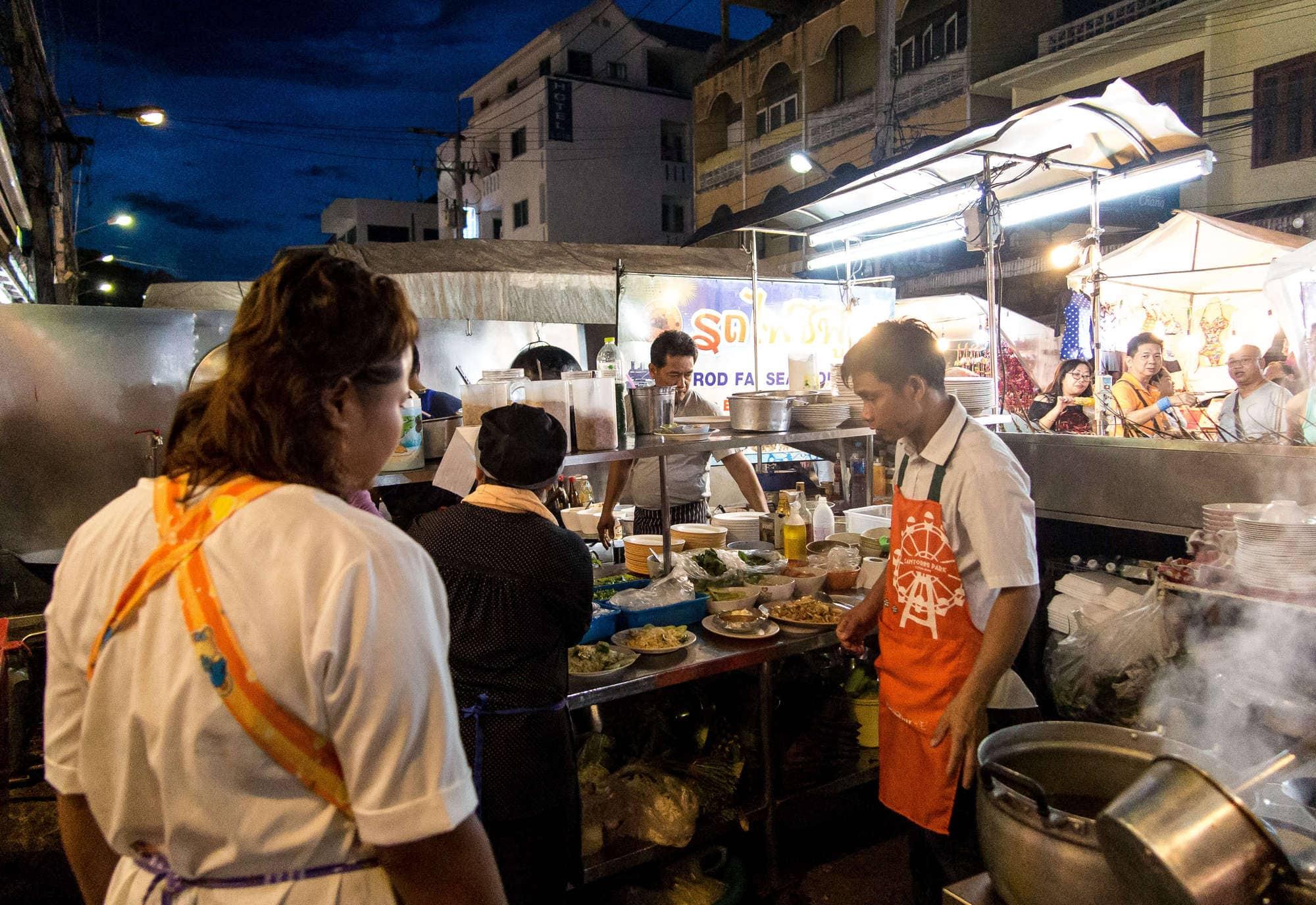 Hua Hin Street Markets