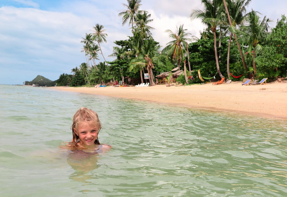 kids on koh samui