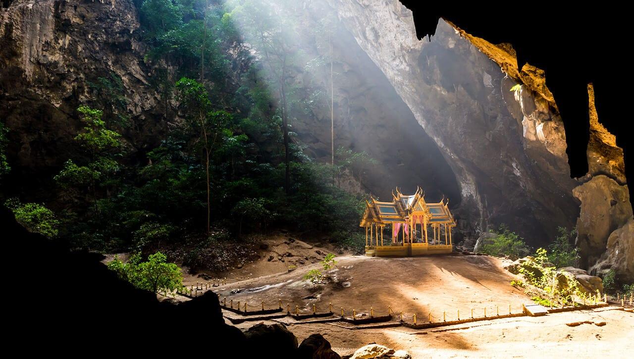 Cave near Hua hin