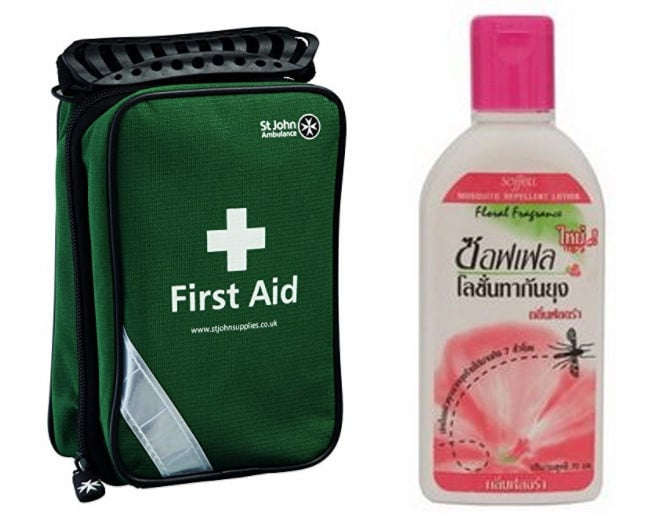 medical kit backpacking