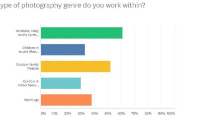 The Business of Photography: Survey results