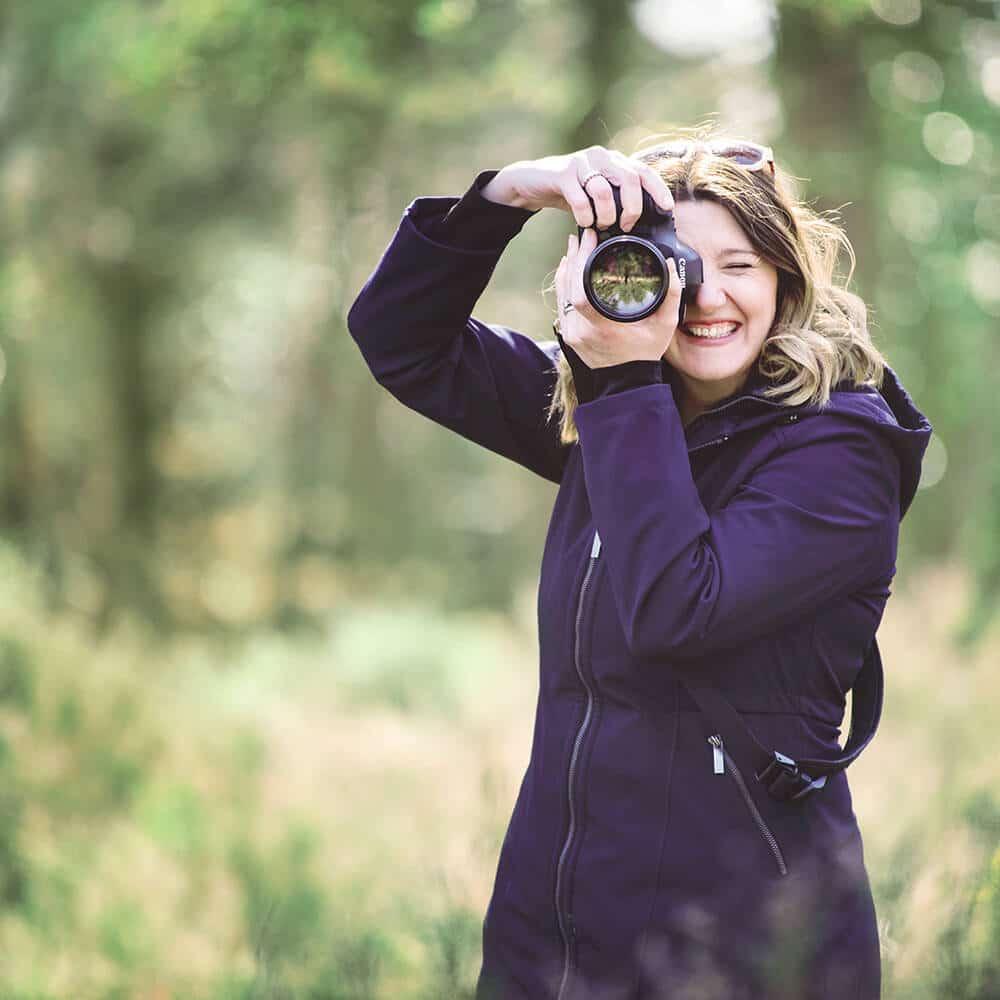 Surrey photographer Nina Mace