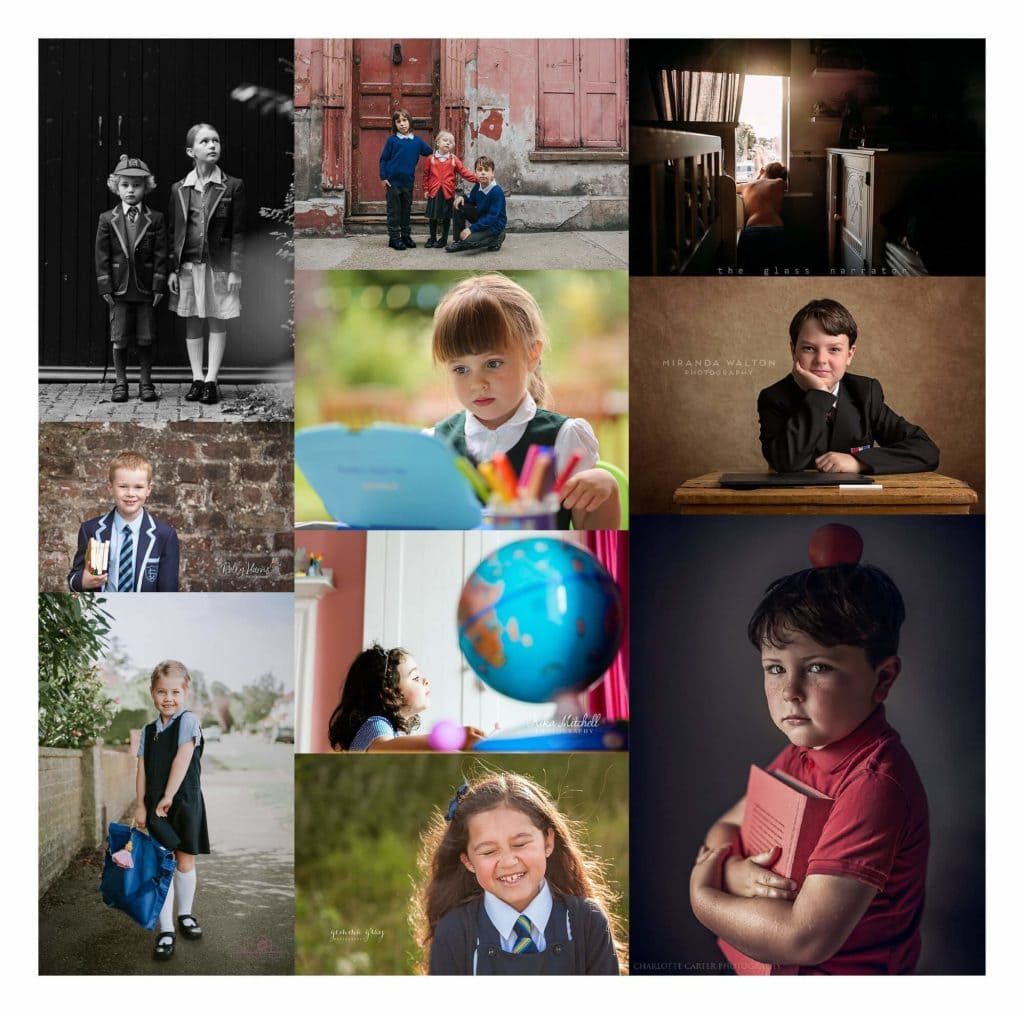 Back to school photo inspiration & competition winner revealed!