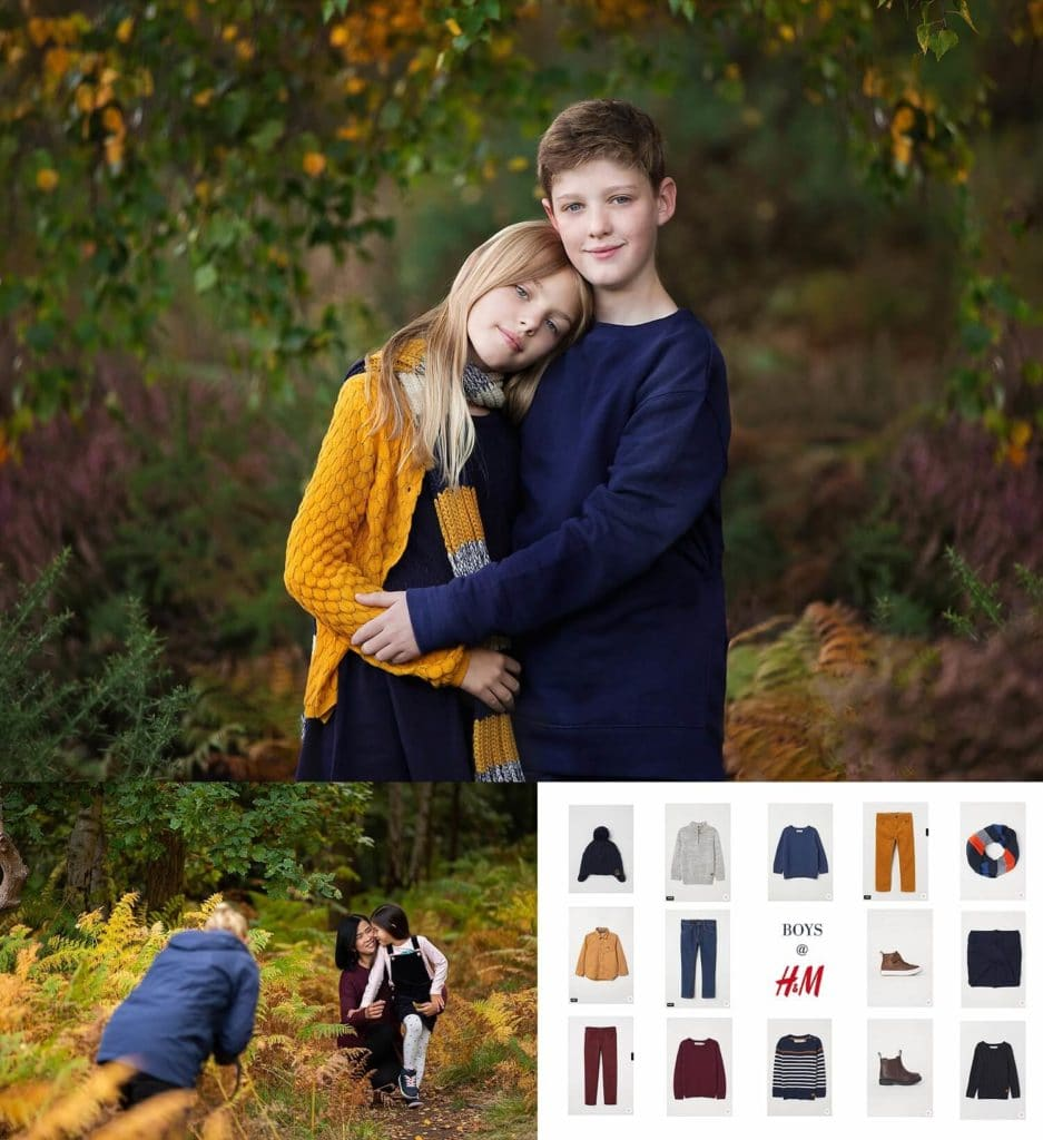 5 tips to help you create beautiful autumn family photography