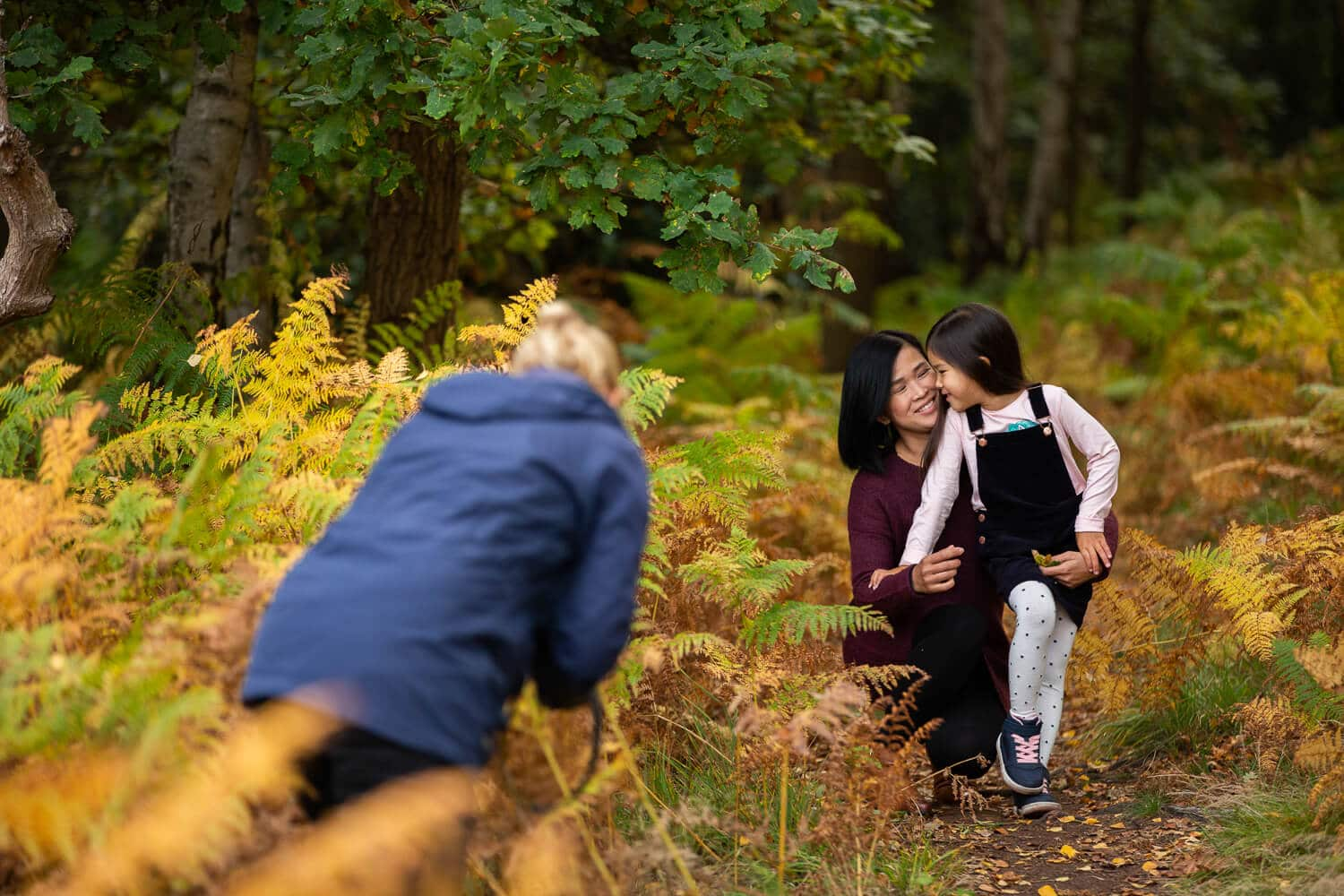 Family photography in the Autumn