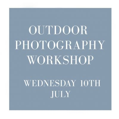 PHOTOGRAPHY WORKSHOP SURREY