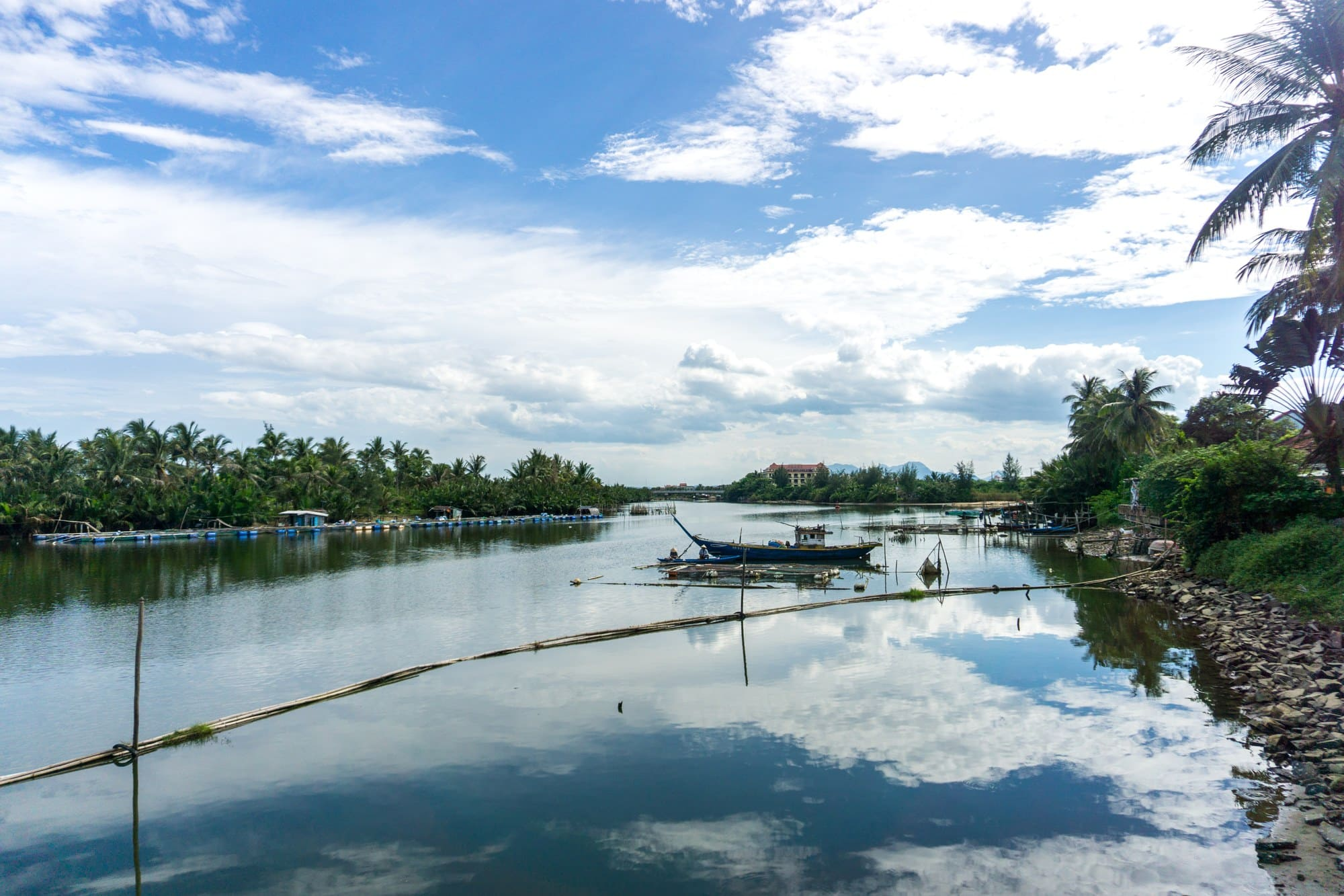 Hoi An backpacking