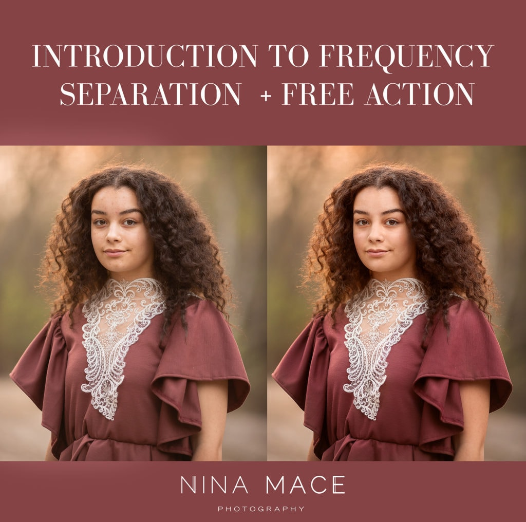 Introduction to Frequency Separation includes FREE downloadable action