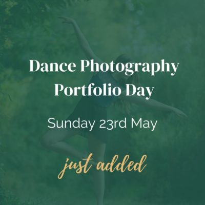 dance photography workshops