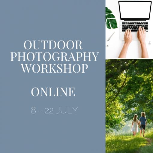photography workshop online