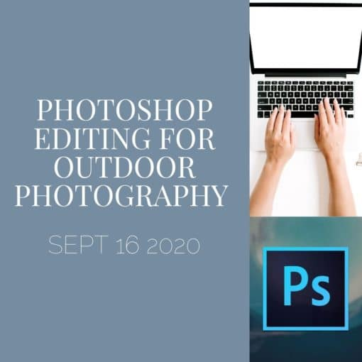 photoshop training for photographers